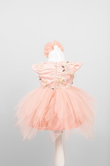 Rochie elegantă de gală pentru fetiță [2]