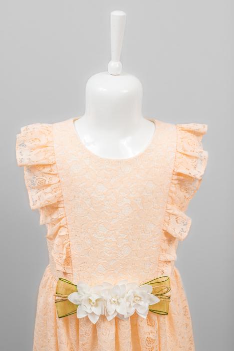 Rochie elegantă Anda din dantelă [1]