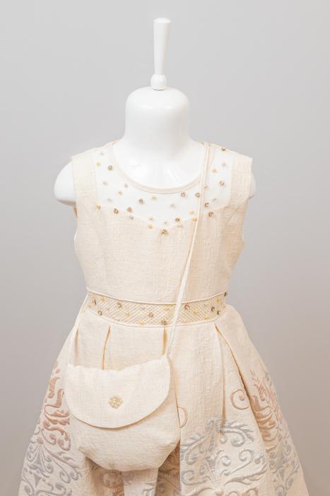 Rochie elegantă Ștefania pentru fete [1]