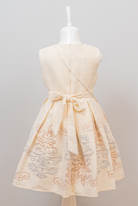 Rochie elegantă Ștefania pentru fete [2]