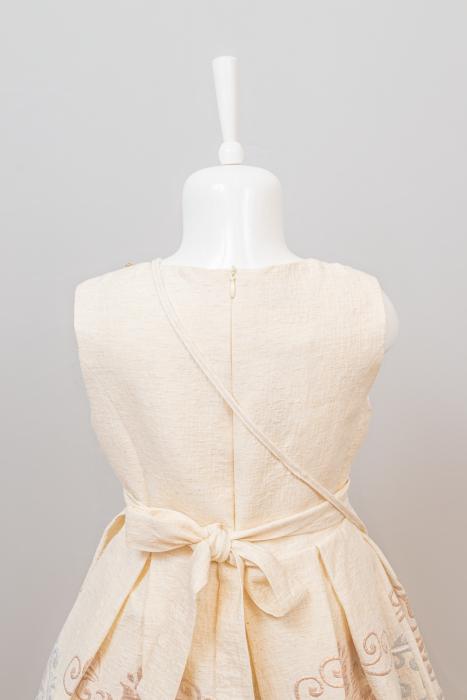 Rochie elegantă Ștefania pentru fete [3]