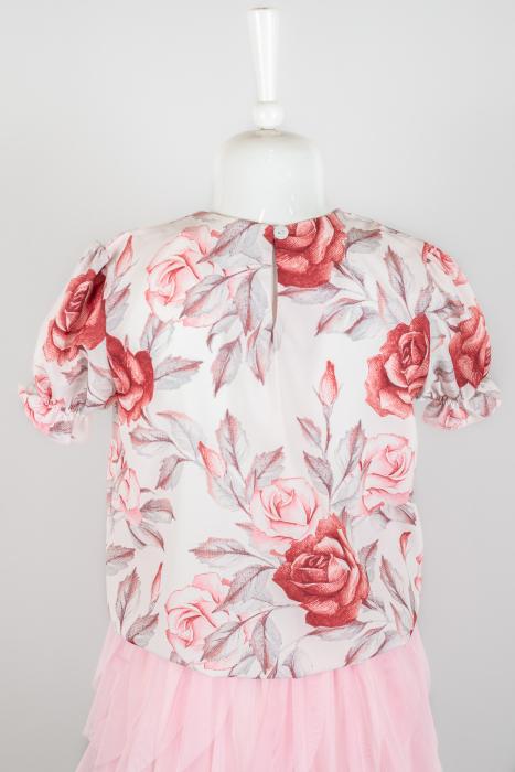 Bluză casual Amanda pentru fete [3]