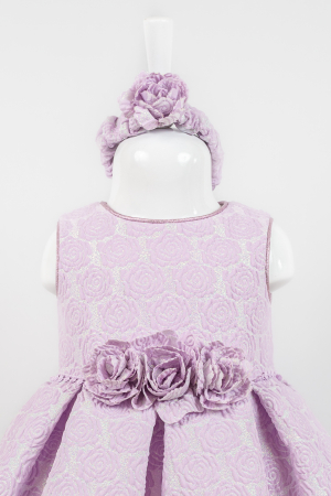 Set rochiță elegantă Emily pentru fete [1]