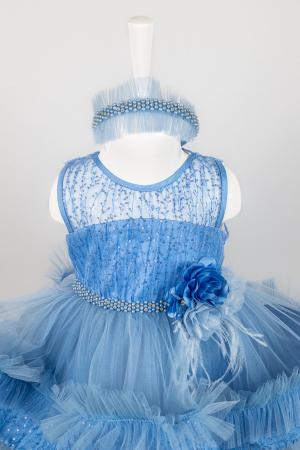Rochie elegantă Ava pentru fete [1]
