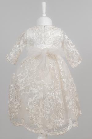 Rochie elegantă de lux pentru fetițe pentru botez [2]