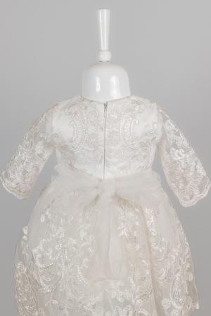 Rochie elegantă de lux pentru fetițe pentru botez [3]