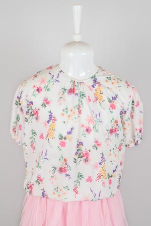 Bluză casual Alicia pentru fete [1]