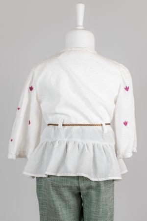Compleu casual-elegant pentru fete [3]