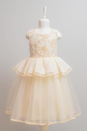 Rochie elegantă Silvana pentru fete [0]