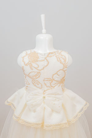 Rochie elegantă Silvana pentru fete [3]