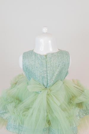 Rochie elegantă Anastacia pentru fete [3]