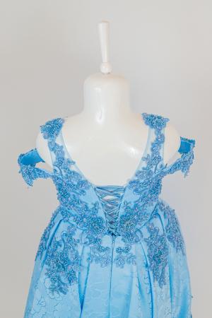 Rochie elegantă din gama lux Eda pentru fete [2]