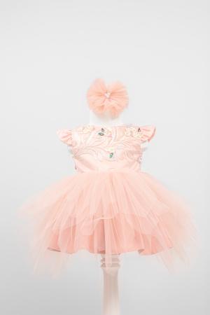 Rochie elegantă de gală pentru fetiță [0]
