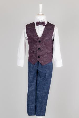Costum elegant pentru băieți [2]