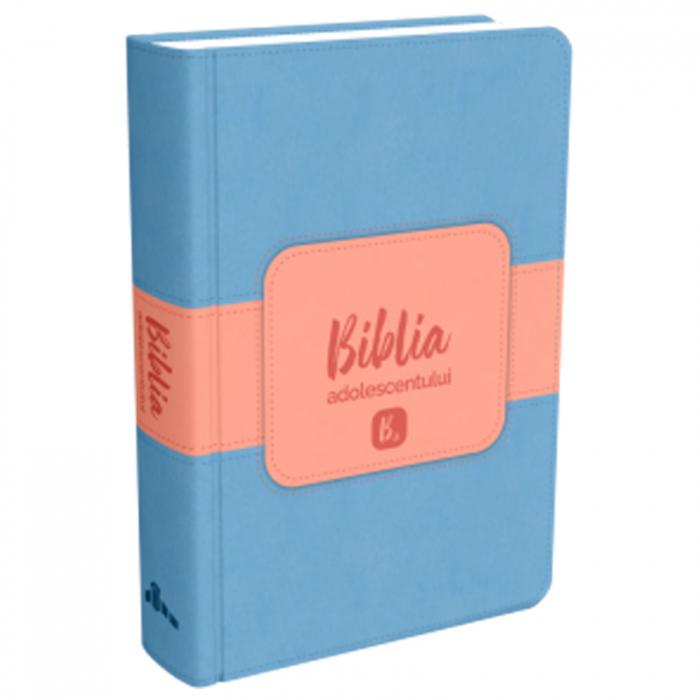 Biblia adolescentului - albastru [0]