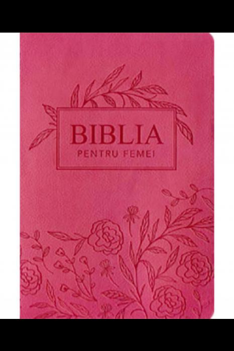 Biblia pentru femei - mare, roz inchis [1]