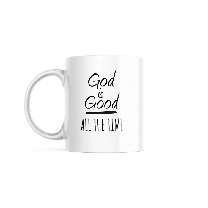 Cana ceramica God is Good All the Time [0]