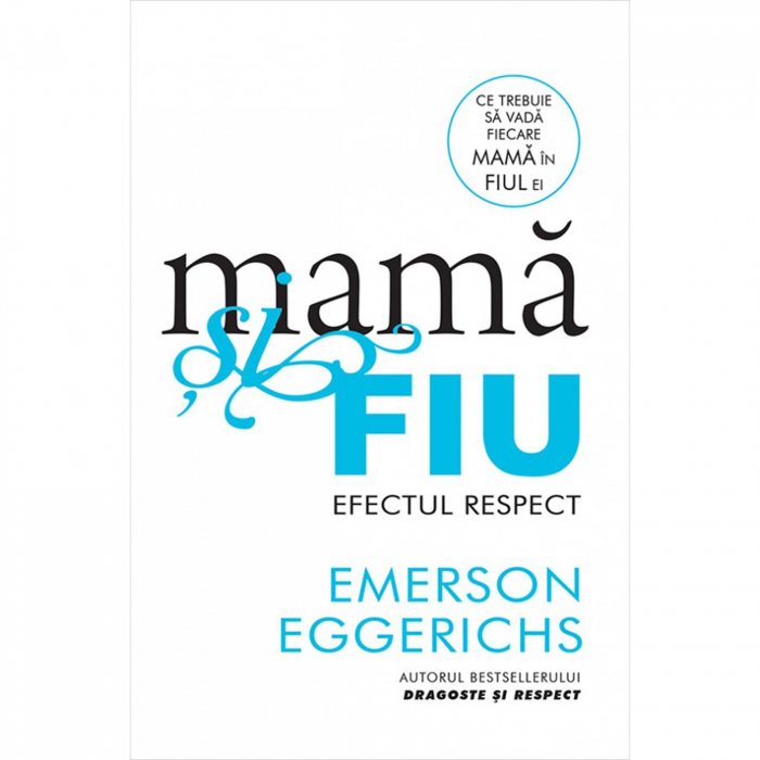Carte crestina - Mama si fiu Emerson Eggerichs [0]