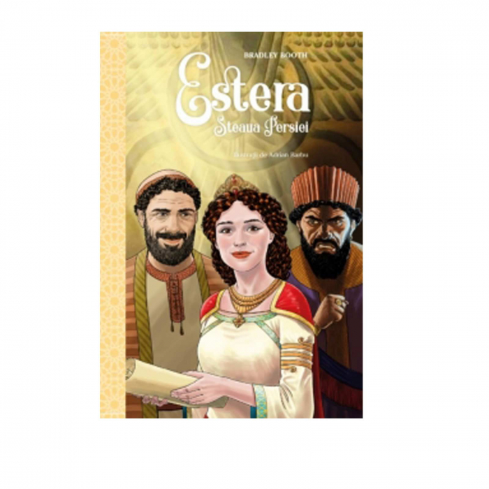 Estera. Steaua Persiei - Carte creștină pentru copii [0]
