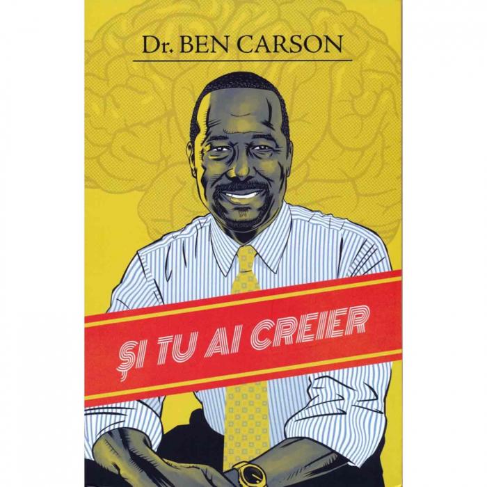 Carte de dezvoltare personală scrisă de Ben Carson [0]