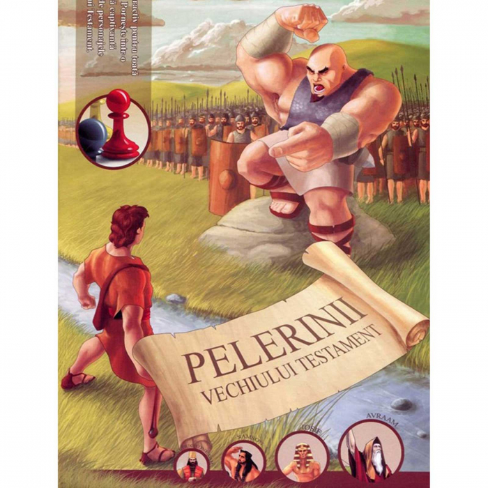 Joc biblic interactiv - Pelerinii Vechiului Testament [0]