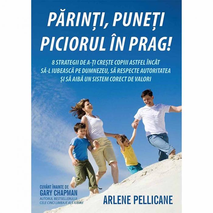 Părinți, puneți piciorul în prag! Arlene Pellicane [0]