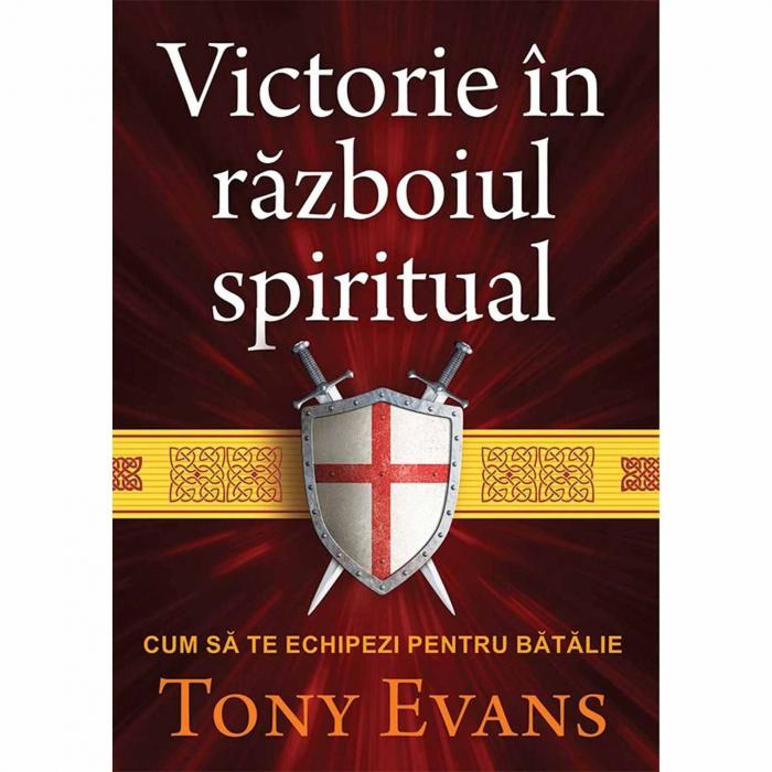 Victorie în războiul spiritual - Tony Evans [0]