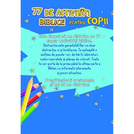 Carte cu activități biblice pentru copii [1]