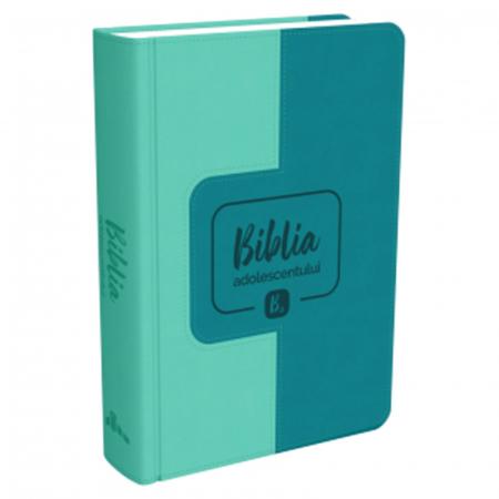 Biblia adolescentului - coperta verde [0]