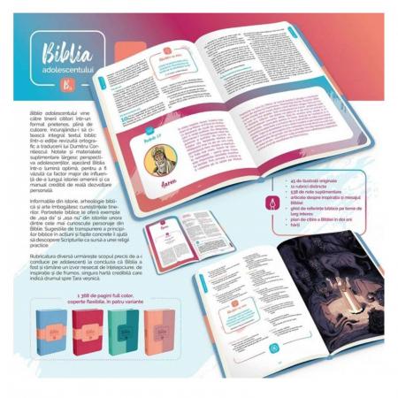 Biblia adolescentului - albastru [1]