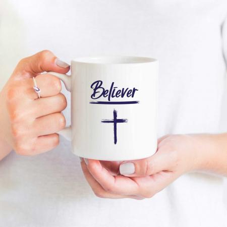 Cana cu mesaj crestin - Believer [1]