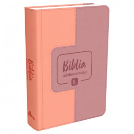 Biblia adolescentului - copertă roz [0]