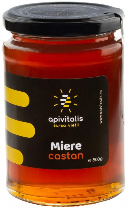 Miere Crudă de Castan 500g [0]