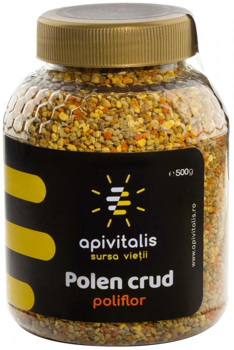 Polen Crud Poliflor 500g [0]