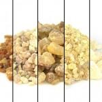 Rășinile în aromaterapie
