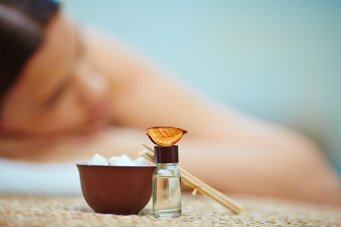 Cosmetic objects for spa procedures