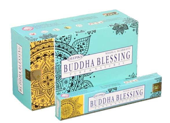 Buddha Blessing [0]