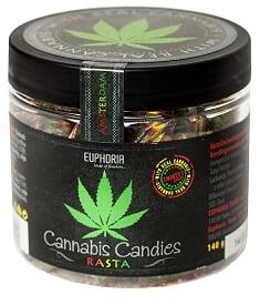 Candies Cannabis Rasta 140g [0]