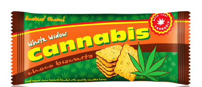 Cannabis Choco Biscuits [0]