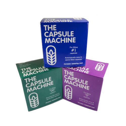 Capsule Machine 00'' - 650mg [0]