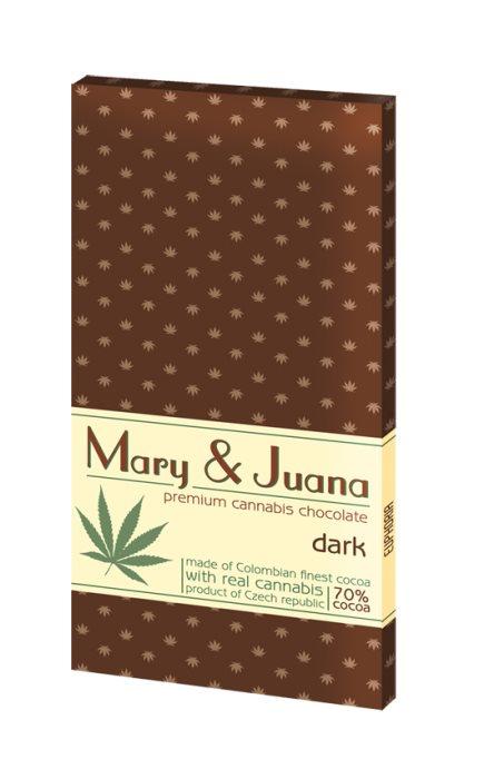 Chocolate Mary & Juana 80g [1]