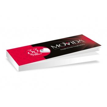Cutie cu 50 bucati carton pentru filtru Movida [0]