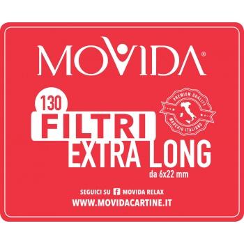 Filtre Extralong - cutie cu 70 pachete (130 bucati ) Movida [0]