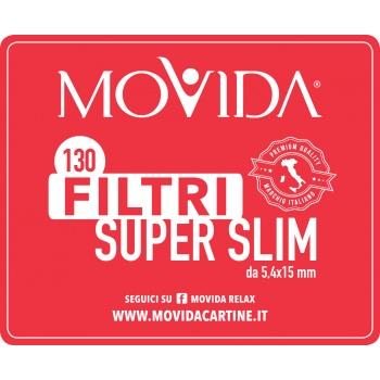 Filtre Superslim - cutie cu 100 pachete (130 bucati ) Movida [0]