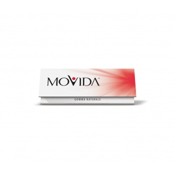 Foite scurte albe 21g (50 pachete) Movida [0]