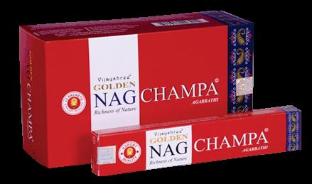 Golden Nag Champa [0]
