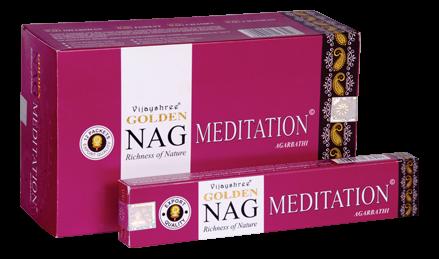 Golden Nag Meditation [0]