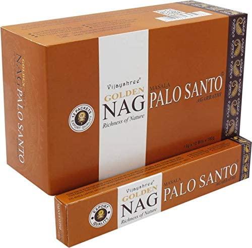 Golden Nag Palo Santo [0]