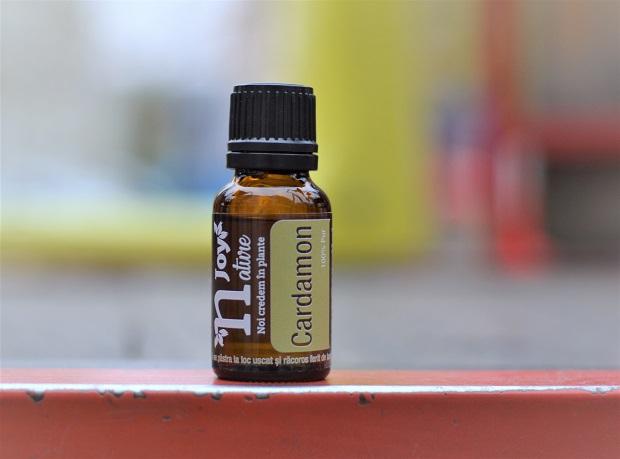 Ulei Esential Cardamon, Cardamom 15ml [2]