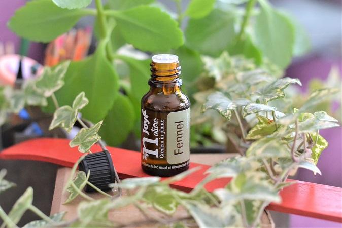 Ulei Esential Fenicul seminţe, Fennel Seed 15ml [2]